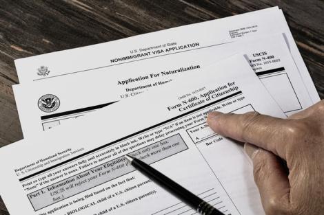 Certificados ciudadanía de Estados Unidos